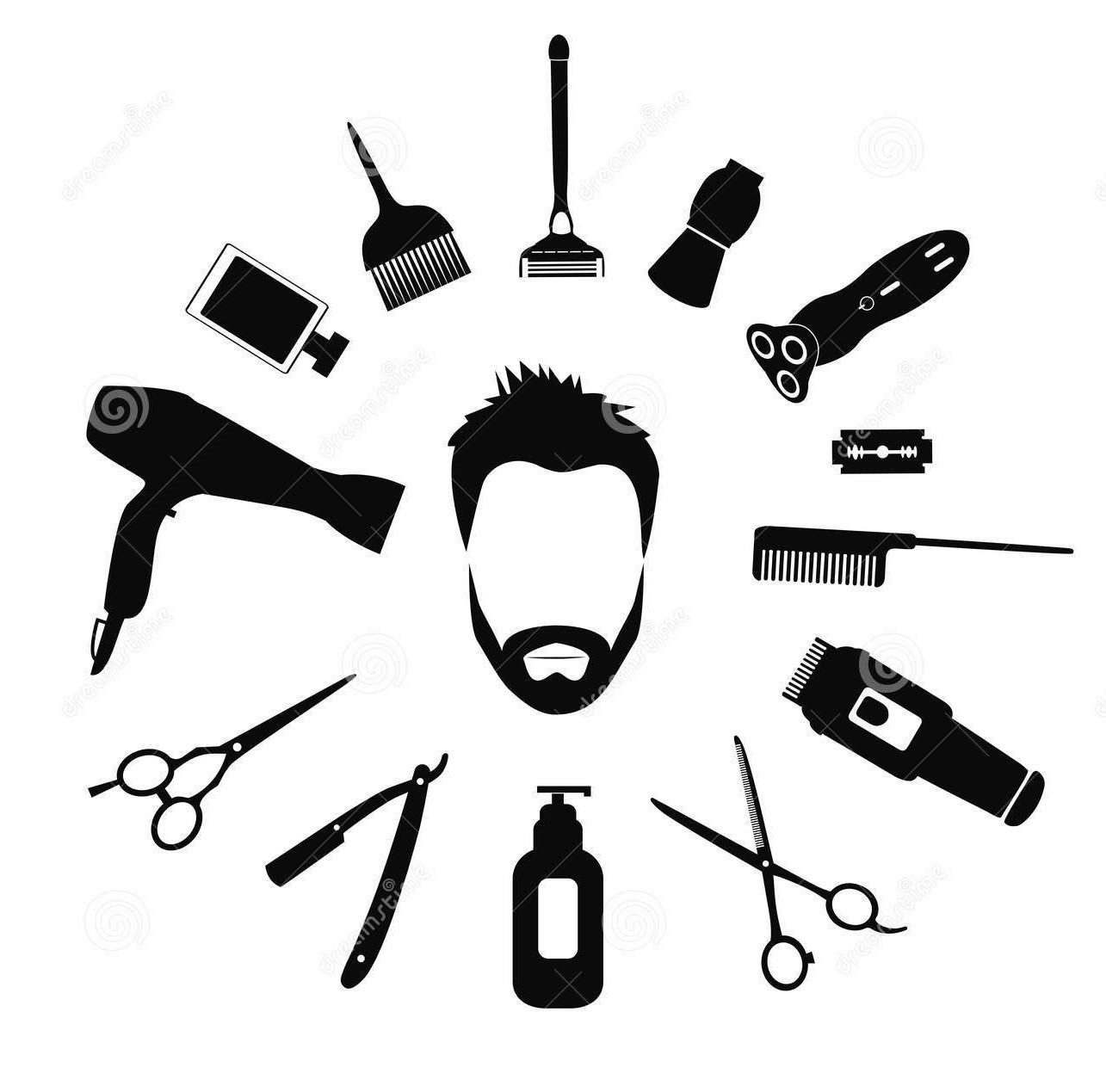 set-barber-tools
